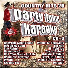 Party Tyme Karaoke: Country Hits 20