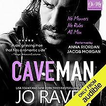 Caveman: A Single Dad Next Door Romance