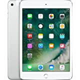 Apple iPad Mini 4 (128GB, Cellular, Silver)