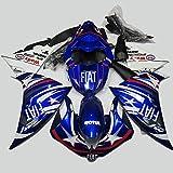オートバイ フルカウル 外装パーツセット 適応モデル 2009 2010 2011 2012 2013 ヤマハ Yamaha YZF R1 #16