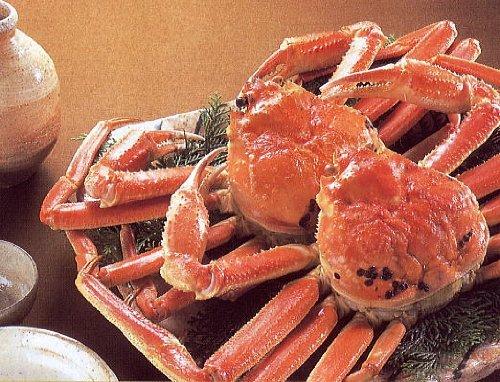 ずわい蟹 (ずわいがに(オス))ずわい蟹 姿身をボイルしズワイガニを冷凍便で