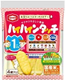 亀田製菓 1才からのハイハインタッチ 4個
