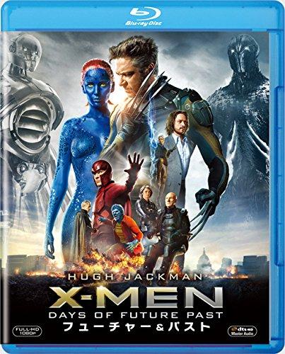X-MEN:フューチャー&パスト [Blu-ray]の詳細を見る