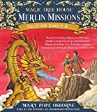 Merlin Missions Collection: Books 9-16: Dragon of the Red Dawn; Monday with a Mad Genius; Dark Day in the Deep Sea; Eve of the Emperor Penguin; and more (Magic Tree House (R) Merlin Mission)
