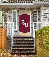 Victory Corps 36インチ x 80インチ フロントドア装飾バナーサイン フロリダ州立大学セミノールズ