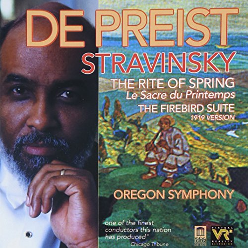 Rite of Spring / Firebird Suite