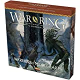 War of The Ring 2nd Edition Warriors of Middle Earth Board Game