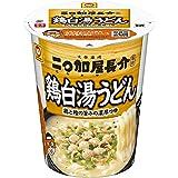 マルちゃん 二〇加屋長介 鶏白湯うどん 93g×12個