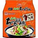 マルタイ 本場の味九州長崎ちゃんぽん麺 5食 420g