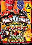 Power Rangers: Jungle Fury - Into the Jungle [DVD] [Import] 画像