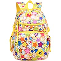 Girls School Backpack Lightweight School Bag for Primary Girl Students