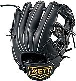 ZETT(ゼット) 少年野球 軟式 グラブ (グローブ) アクロキャッチ オールラウンド ピッチャー 内野手 外野手 右投用 ブラック(1900) LH BJGB77810