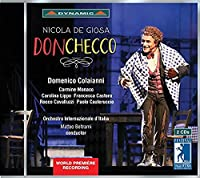 Nicola De Giosa: Don Checco by Carolina Lippo