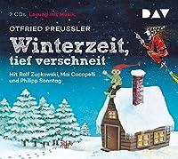 Winterzeit, tief verschneit: Lesung mit Musik mit Rolf Zuckowski, Mai Cocopelli u.a.