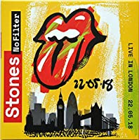 THE ROLLING STONES Live In London England 22 May 2018 No Filter Tour 2CD set in Digipak