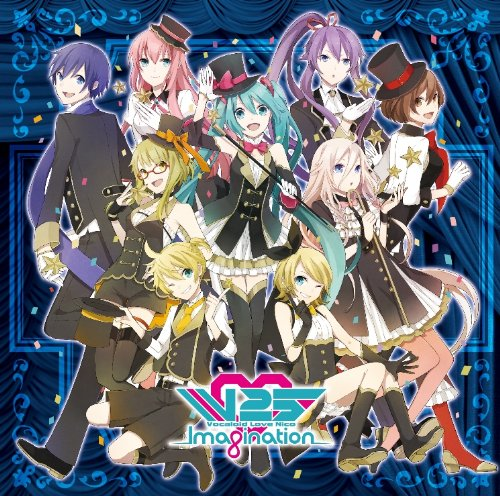 V Love 25(Vocaloid Love Nico) -Imagination- (CD+DVD-ROM付)