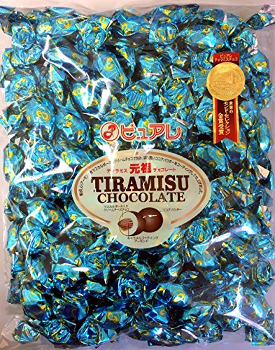 ピュアレ 元祖 ティラミス チョコレート 500g袋×1袋