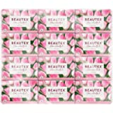 Beautex 3 PLY Pocket Tissue, 8ct (Pack of 72)