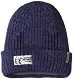 (マーモット)Marmot HEAT NAVI® Patched Knit Cap MJC-F6455  NVY ONE