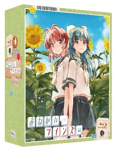 おねがい☆ツインズ Blu-ray Box Complete Edition (初回限定生産)
