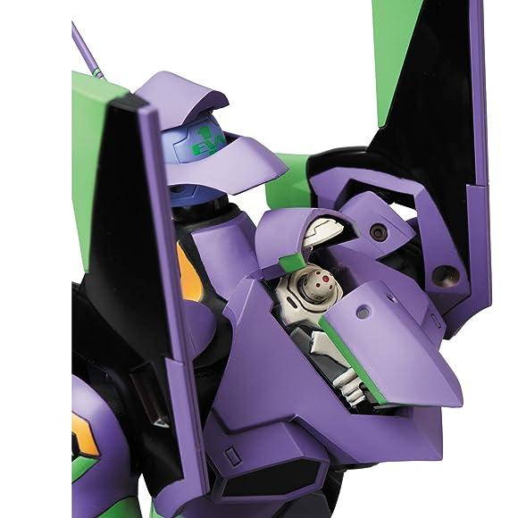 RAH NEO リアルアクションヒーローズ No.783 エヴァンゲリオン初号機 新塗装版 全高約390mm 塗装済み アクションフィギュア