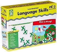 Language Skills File Folder Game [並行輸入品]