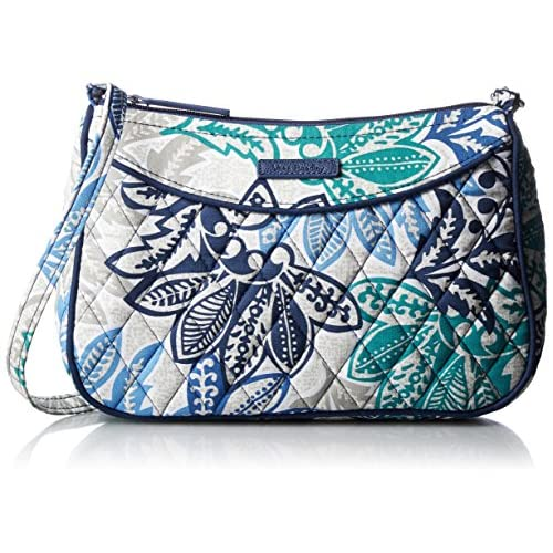 [ヴェラ・ブラッドリー] [アマゾン公式] 長財布も入るミニバッグ リトル・クロスボディ 67173350613 308 C308 Santiago