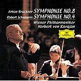 ブルックナー:交響曲第8番/シューマン:交響曲第4番