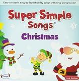 スーパーシンプルラーニング(Super Simple Learning) スーパーシンプルソングス クリスマス 第2版 CD 子ども えいご