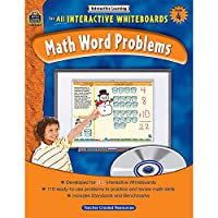 Math Word Problems: Grade 4 (Interactive Learning)