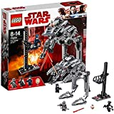 LEGO Star Wars First Order AT-ST 75201 Playset Toy