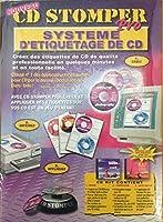CD Stomper Pro Systeme D'Etiquetage De CD [並行輸入品]