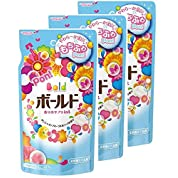 【まとめ買い】 ボールド 洗濯洗剤 液体 香りのサプリインジェル 詰替用715g×3個