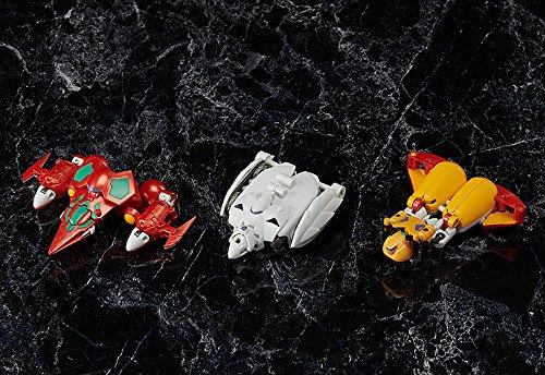 新ゲッターロボ ダイナミックチェンジ 新ゲッターロボ ノンスケール ABS製 塗装済み完成品フィギュア