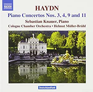Piano Concertos 3 4 9 & 11
