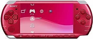 PSP「プレイステーション・ポータブル」 ラディアント・レッド (PSP-3000RR)【メーカー生産終了】