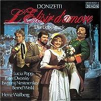 Gaetano Donizetti: L'Elisir D'Amore by Lucia Popp (2008-09-24)