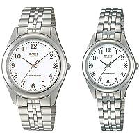 [カシオ] 腕時計 スタンダード ペアウォッチ MTP-1129AA-7BJF / LTP-1129AA-7BJF