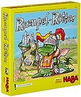 Rumpel-Ritter: Für 2 - 4 Spieler