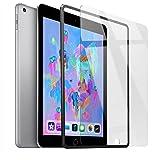 【Amazon限定ブランド】ガイド枠付 iPad 9.7 / iPad Pro 9.7 / iPad Air2 2014 Air 2013 保護フィルム 強化ガラスフィルム 液晶保護フィルム ApplePencil(第1世代)対応 日本メーカー 硬度