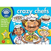 Orchard Toys Crazy Chefs 3+ by Orchard Toys