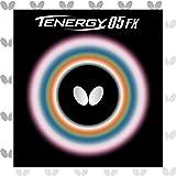 Butterfly Tenergy 05 FX Table Tennis Rubber Sheet   1.7 mm Red and Black   1.9 mm Red and Black   2.1 mm Red and Black   Tabl