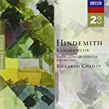 Hindemith: Kammermusik by Royal Concertgebouw Orchestra (2003-05-26) 画像