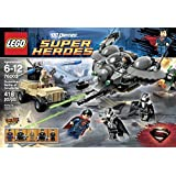 LEGO Superheroes 76003 Superman Battle of Smallville (Manufacturer recommended age: 6 - 12 years)(418 Pieces) [並行輸入品]