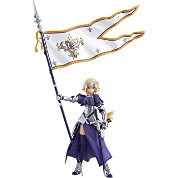figma Fate/Grand Order ルーラー/ジャンヌ・ダルク ノンスケール ABS&PVC製 塗装済み可動フィギュア