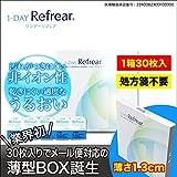 ワンデーリフレア 30枚入り 1-DAY Refrear (-2.25)