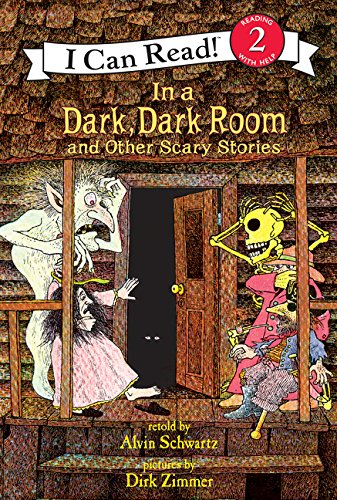 In a Dark, Dark Room and Other Scary Stories (I Can Read Level 2)の詳細を見る