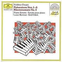 Polonaises N. 1/6/Sonata N. 3