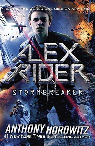 Stormbreaker (Alex Rider)の詳細を見る