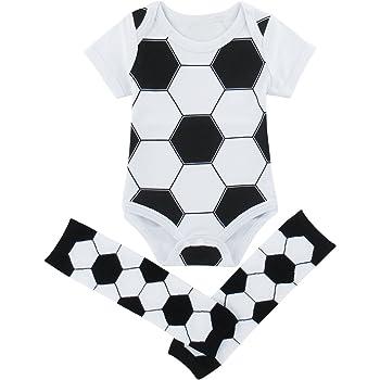 e4b17db936806 BECOS ベビー ロンパース カバーオール 新生児 綿100 サッカー(サッカー